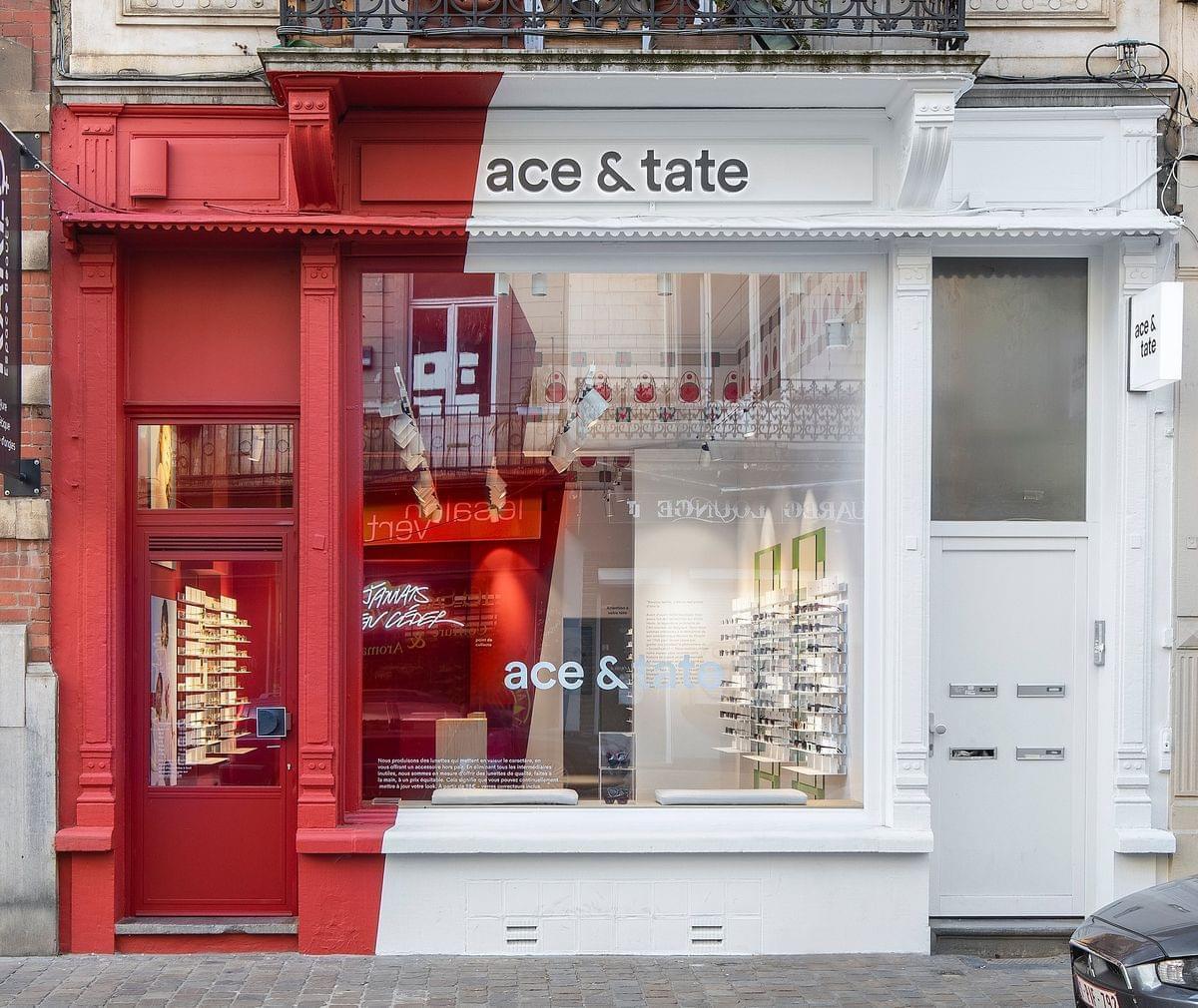 Ace & Tate Brussel 1