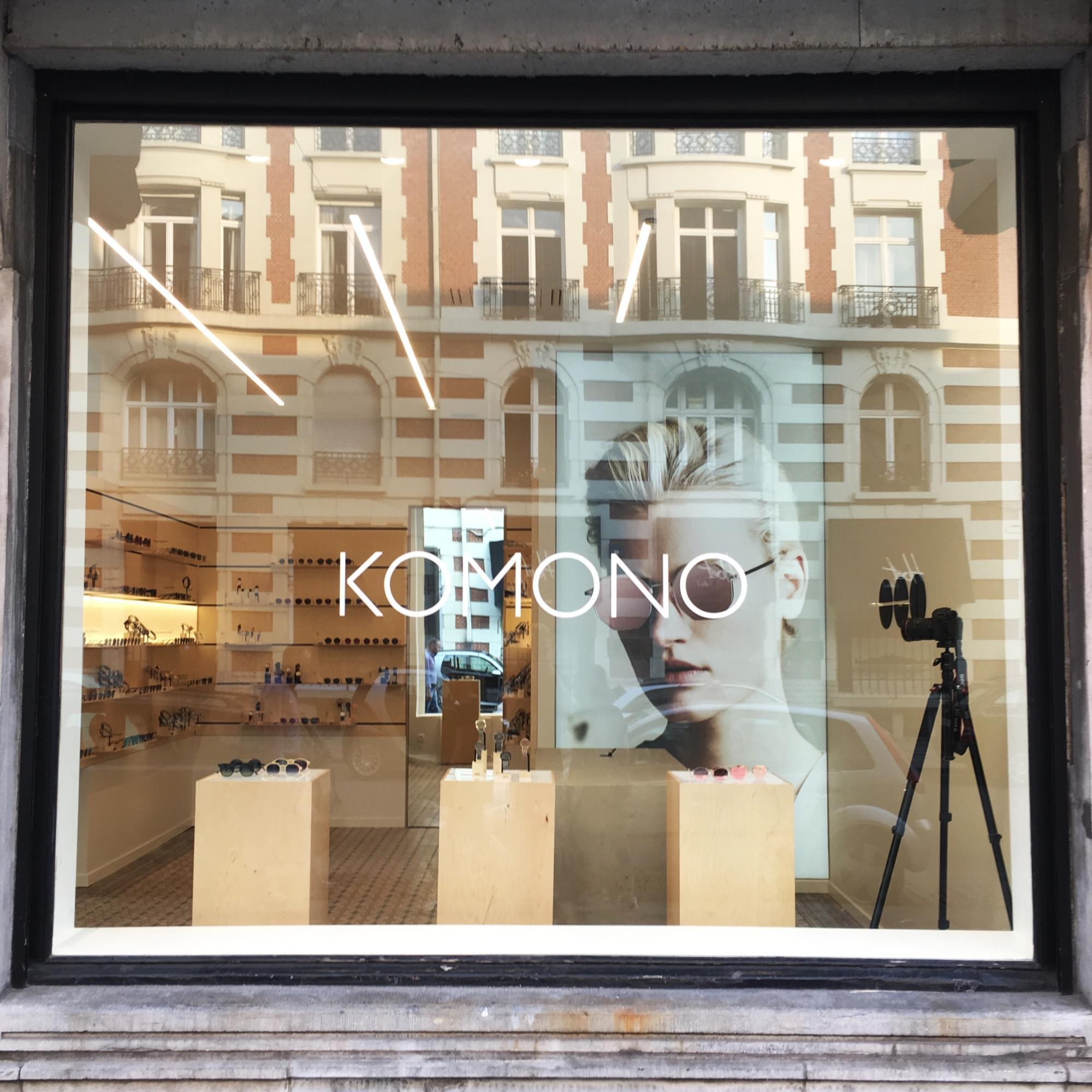 Komono - Brussels - 1
